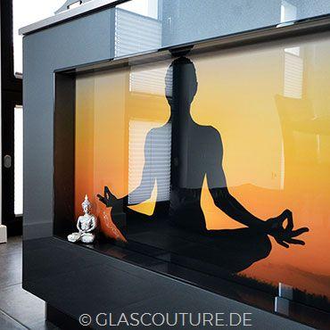 Glasküche Gray Pearl 01