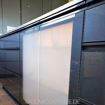 Glasküche Gray Pearl 14