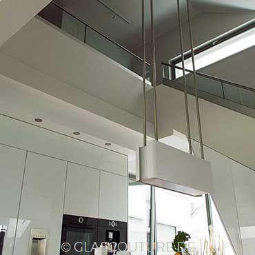 Glasküche White Pearl 10