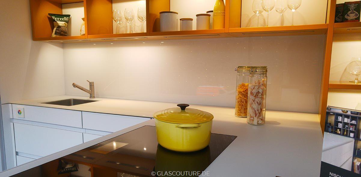 Küche beleuchtung led  LED-Beleuchtung für Glasküchen |