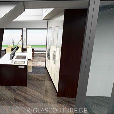 Glasküchen-Planung 02