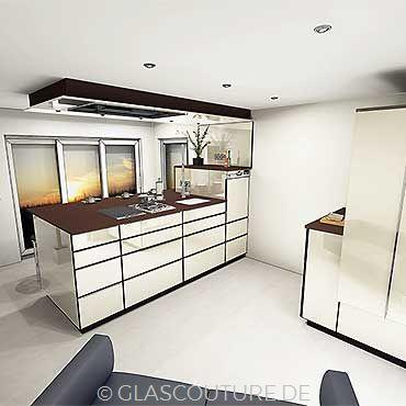 Glasküchen-Planung 17