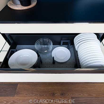 Glasküchen-Ausstellung
